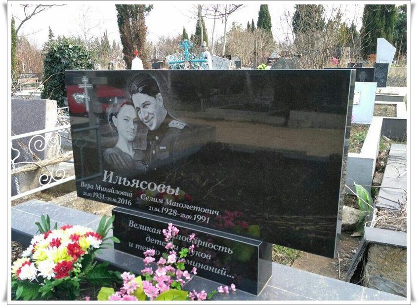 Изготовление элитных памятников Севастополь