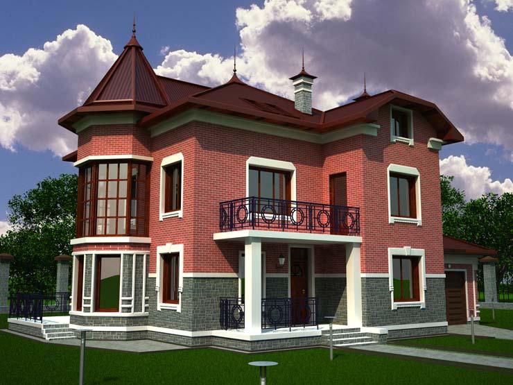 Проект дома Крыму цена