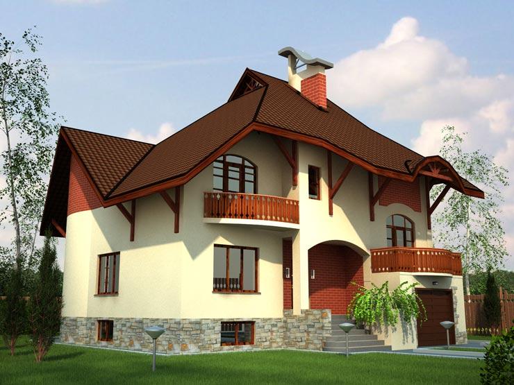 Проекты домов Крыму под ключ