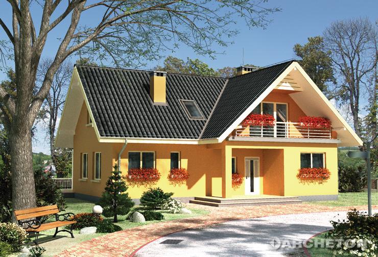 Готовые проекты домов в Крыму