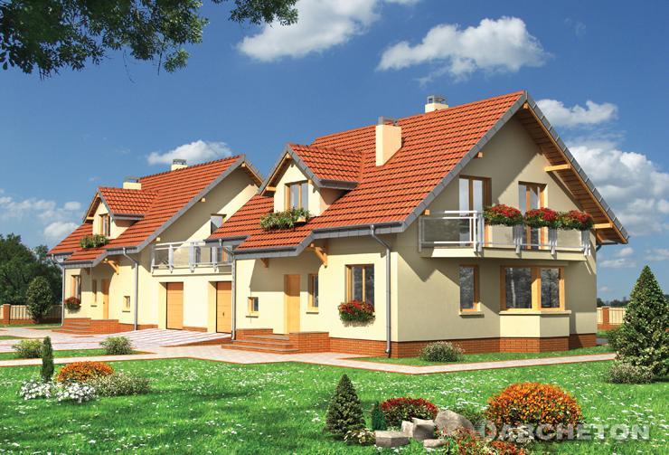 Проекты домов мансардой Крыму