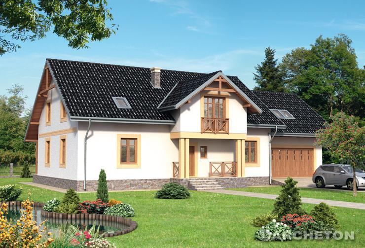 Проекты каменных домов Крым