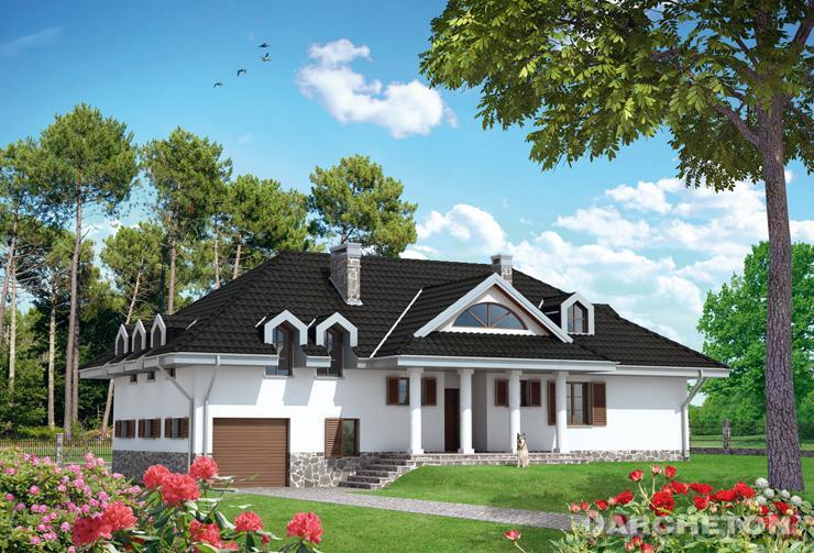 Проект дома Севастополь