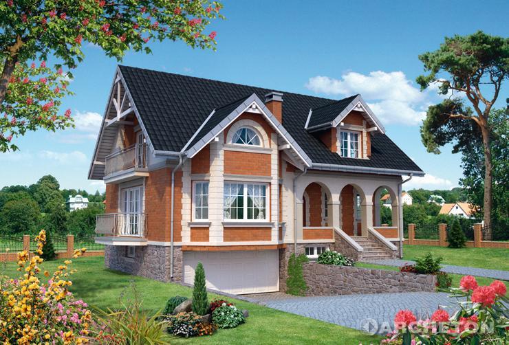 Купить проект дома в Крыму