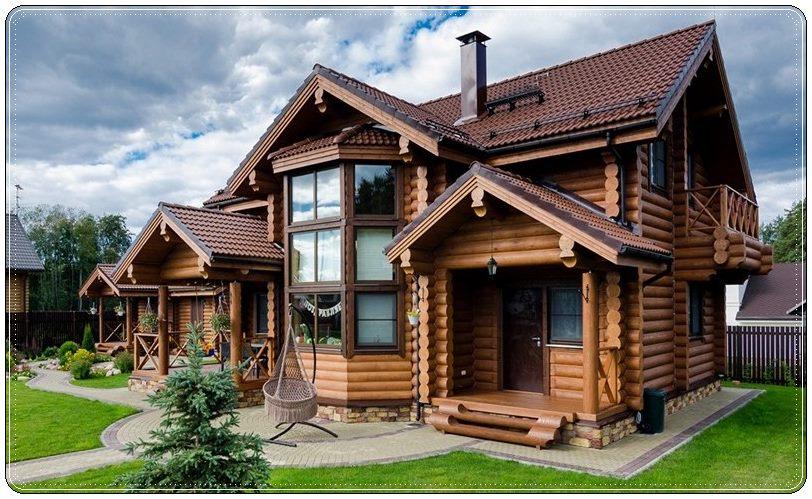 Дома из бревна Севастополь