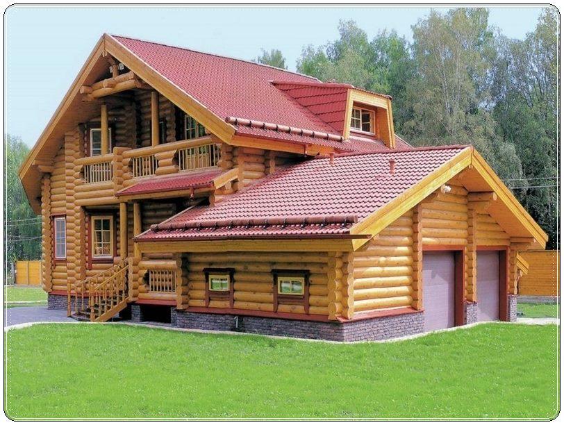 Дом из бревна цена Севастополь