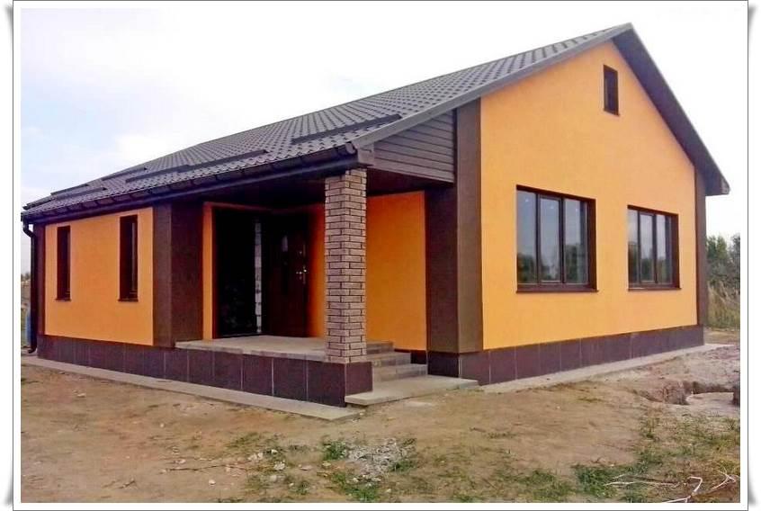 Строительство домов в Севастополе под ключ цены