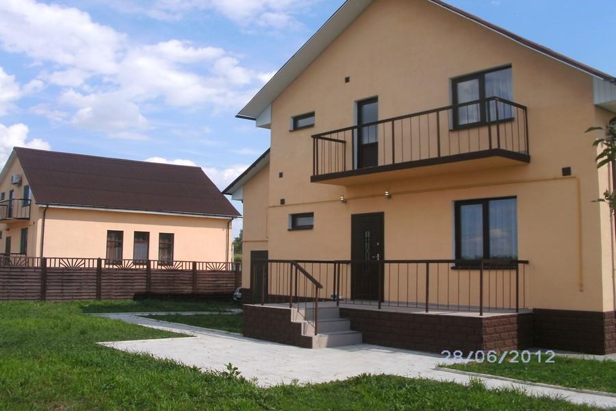 Строительство домов в Севастополе под ключ проекты