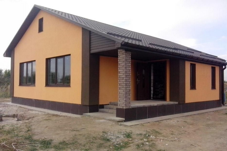 Строительство домов под ключ в Севастополе цена