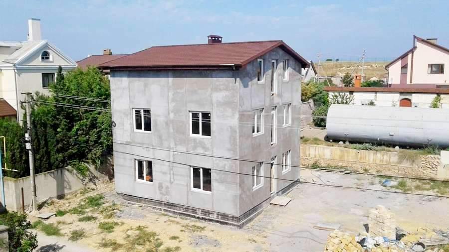 Строительство дачных домов в Севастополе