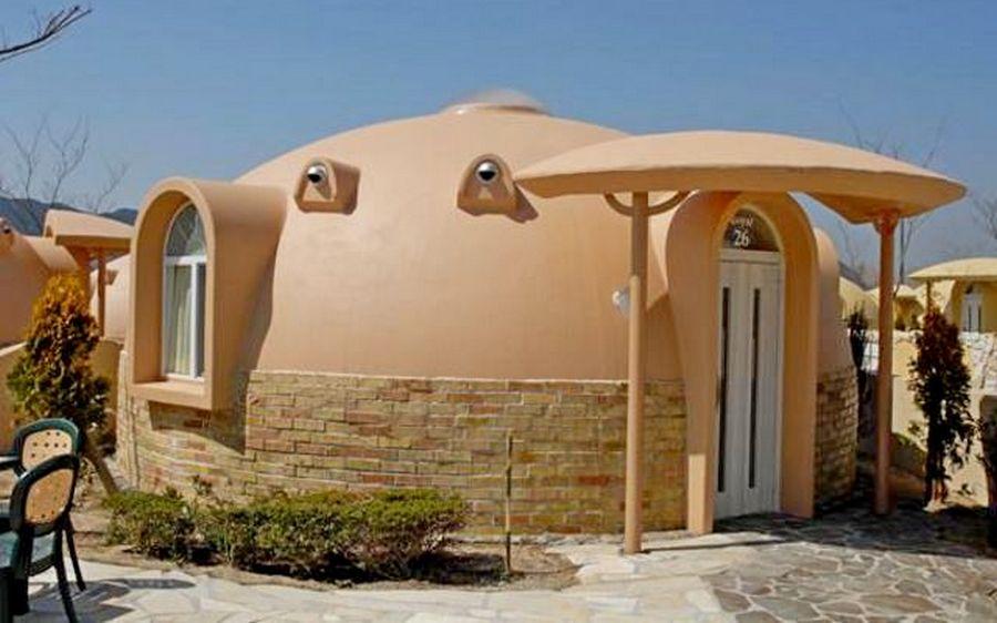 Строительство домов Севастополь, купольные дома