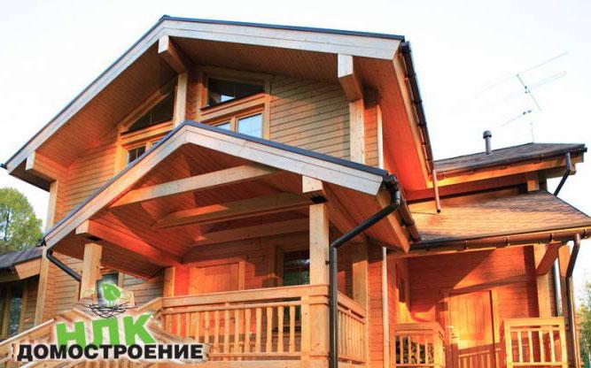 Деревянные дома Севастополь