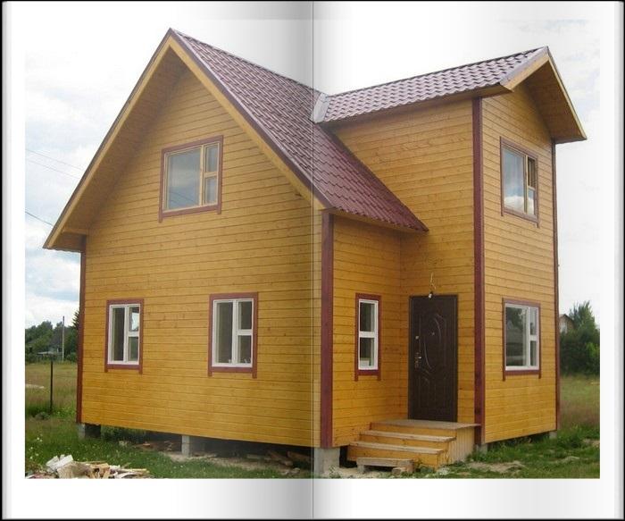 Каркасный дом в Крыму цена