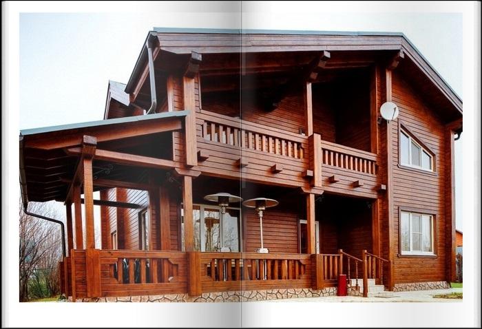 Дом из бруса Крым цена