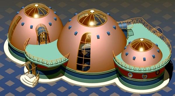 Купольные дома. Строительство Севастополь