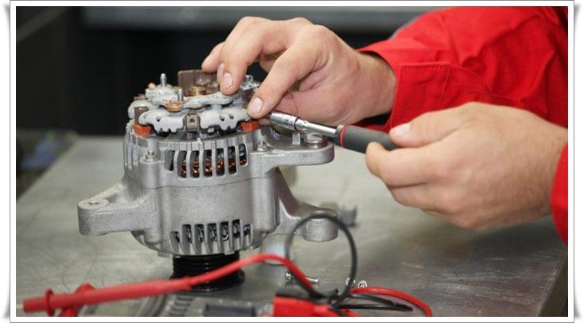 Ремонт двигателей бензогенераторов