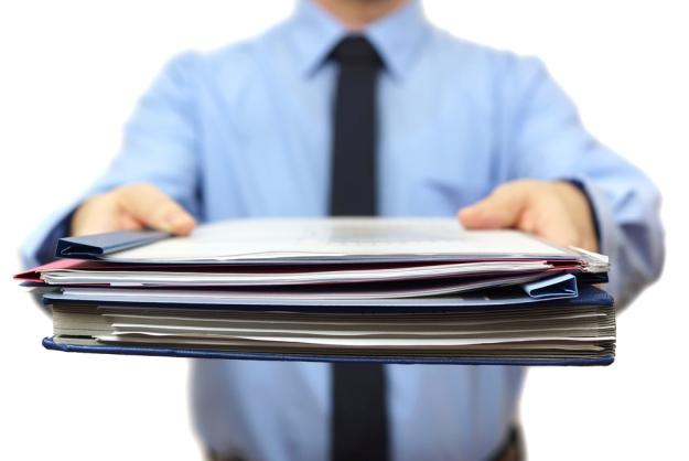 Переоформление документов