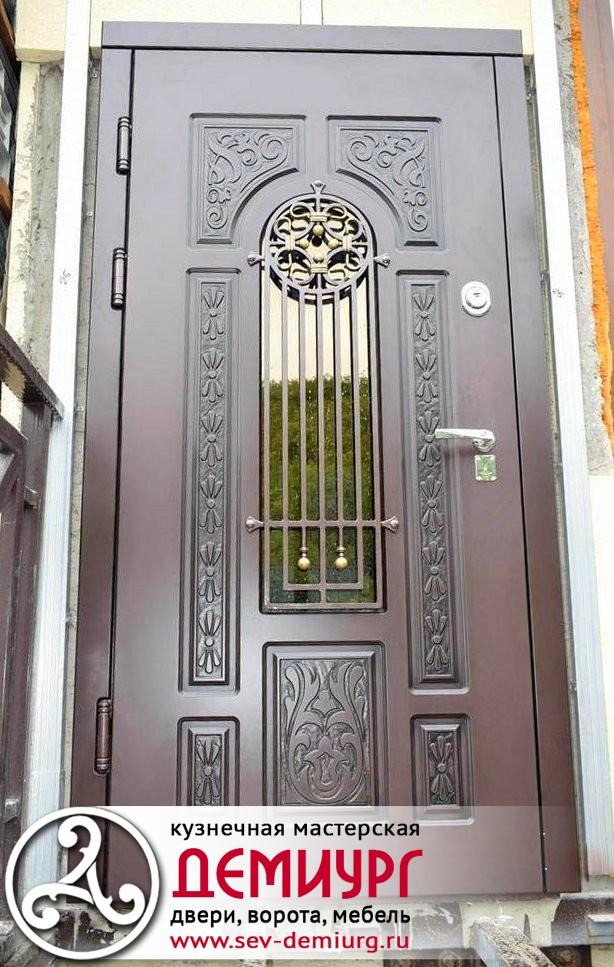 Изготовление металлических дверей Севастополь