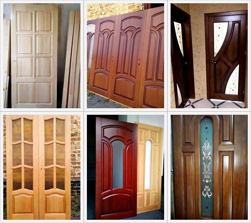 Деревянные двери Севастополь купить