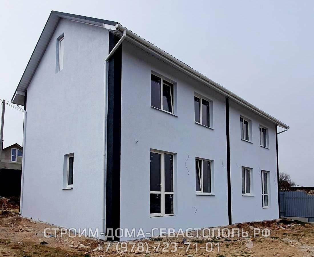 Построить дом цена Севастополь