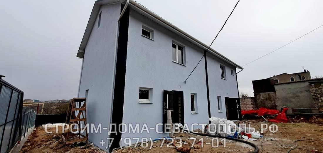 Построить дом под Севастополем