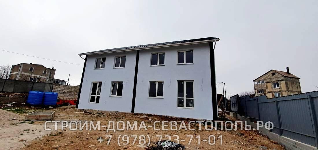 Построить дом в Севастополе под ключ