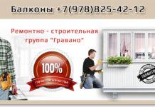 Балконы в Севастополе