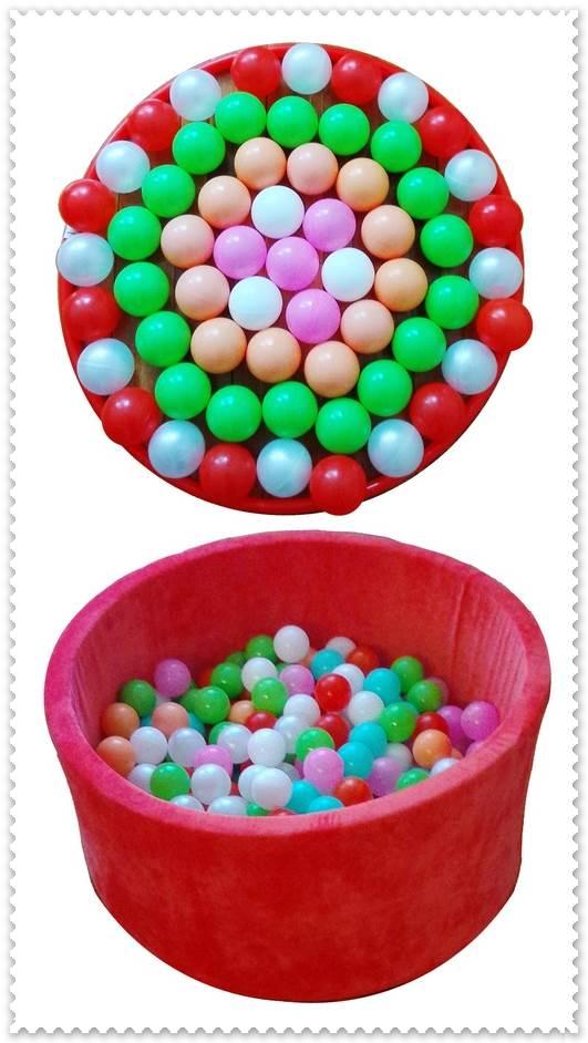 Сухой бассейн с шариками недорого