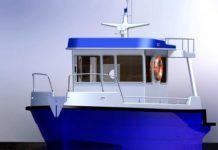 Яхта Севастополь