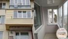 Остекление балконов профилем Севастополь