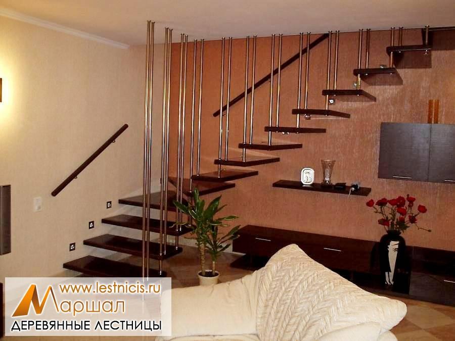 Лестницы из дерева в Севастополе
