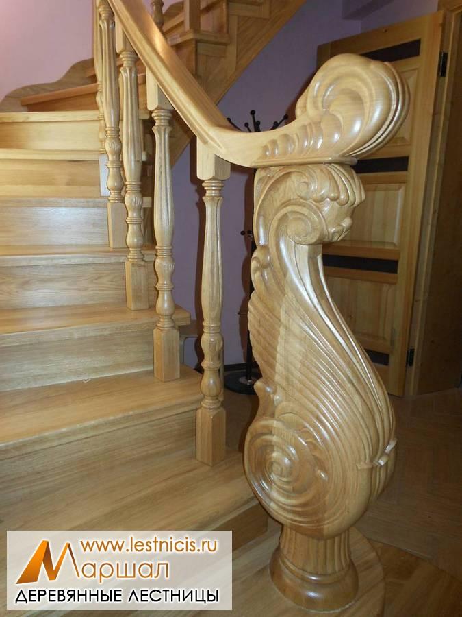 Резные деревянные лестинцы Севастополь