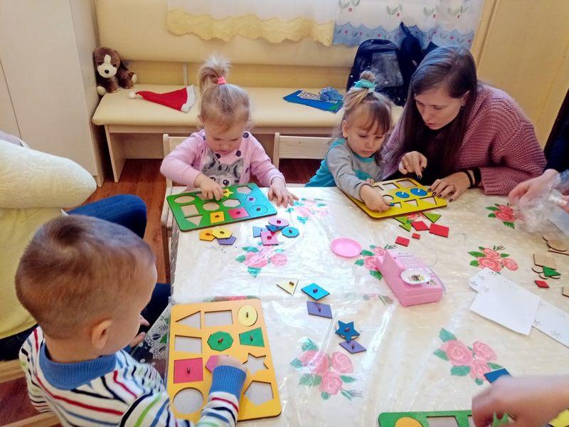 Развивающие занятия для детей Севастополь